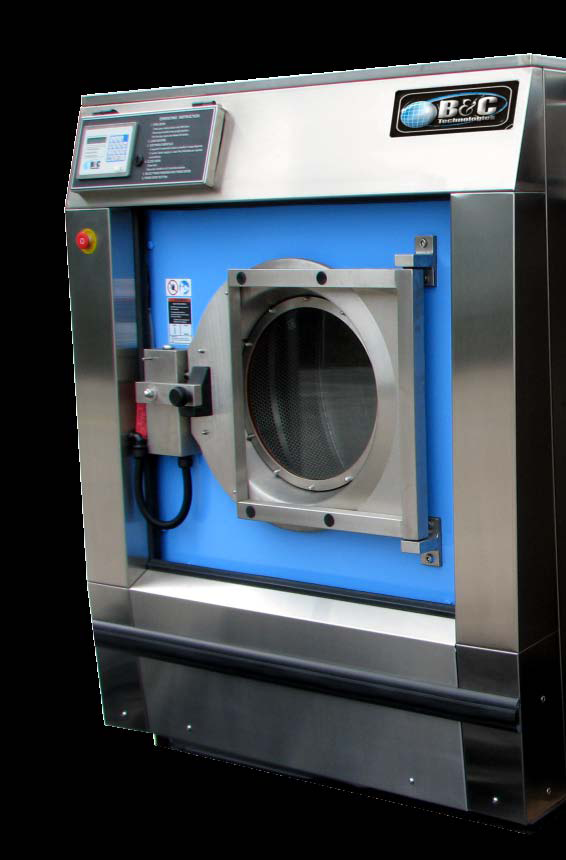 B C Washer Extractor ~ Hp washer extractor
